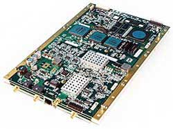 iConnex e850mp DVB-S2 satellite router board