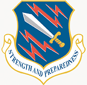 21st Space Wing patch