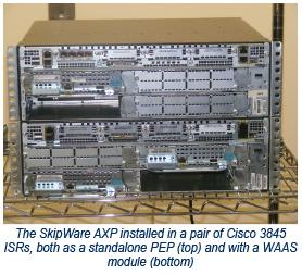 SkipWare AXP 2