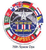Single 76th space ops l msm070810