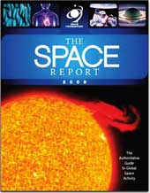 Space Report Cover