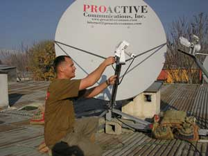 PCI Antenna Iraq