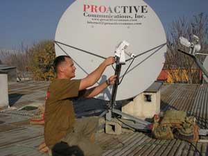 PCI Antenna Iraq
