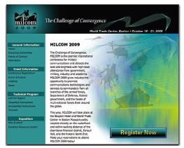 MILCOM page