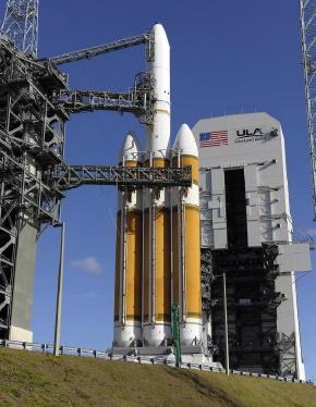 Delta rocket