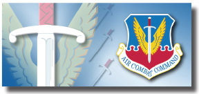 Air Combat Command logo