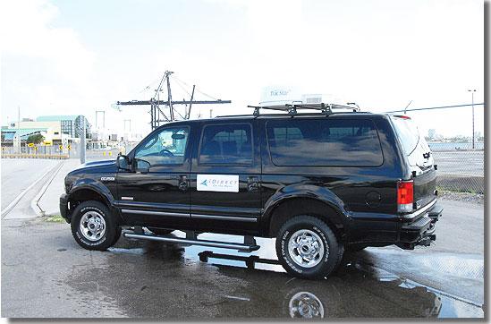 iDirect SUV