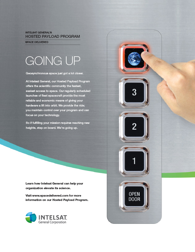 Intelsat General ad