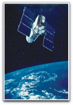 Russian Meridian 2 satellite