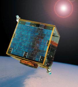 DUMSTR satellite
