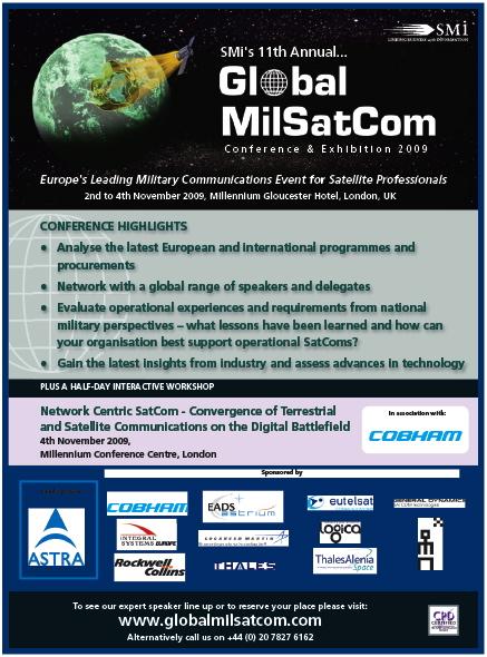 MilSatCom Ad MSM Sep09