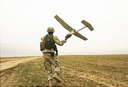 Raven B UAV