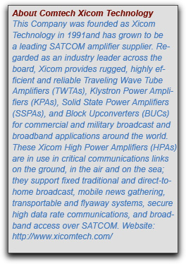 about xicom msm mar10